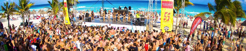 Spring Break Cancun 2018